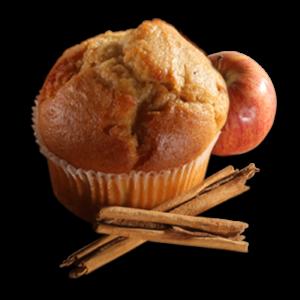 Bruffin manzana canela 400 px